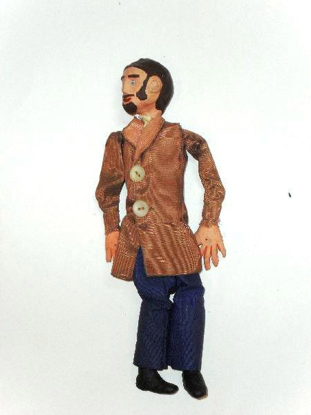 la casa della marionetta la collezione marionette augusto grilli marionette teatrino